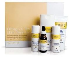 Obagi CRX, great for keeping young skin looking great. This is a great early intervention!