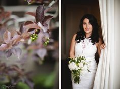 Beautiful bride at Inn on the Twenty Jordan
