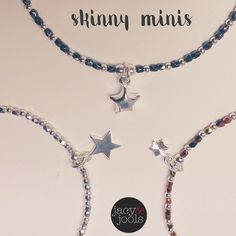 Faceted Glitterball skinny minis jacyandjools.co.uk #Cheshire #Altrincham  #Christmas #sparkle #glitterball #star #stars #sterlingsilver #stack #bracelets #jewellery #jacyandjools #Christmastreats