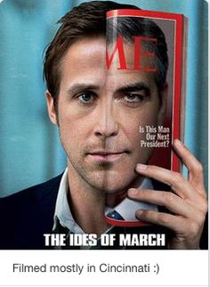 The Ides of March. Theme I love = Strategy + inside the minds of master manipulators + reversal of the con