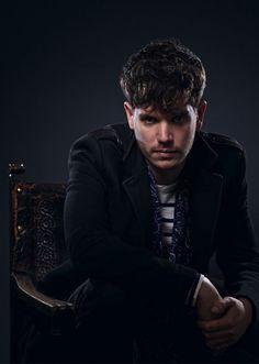 Male pose   Creative hair salon studio portrait photography Southampton