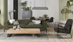 Industrial Green Stijl Studio | seizoen 4 | Eijerkamp #wooninspiratie #interieur…