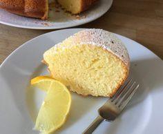 Rezept Zitronenkuchen von rudina - Rezept der Kategorie Backen süß