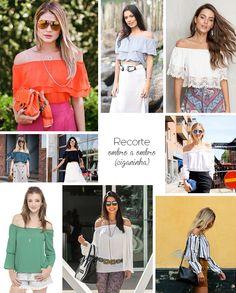 Tendência para blusas | ELAS BRASIL