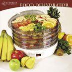 VICTORIO FOOD DEHYDRATOR & JERKY MAKER 885011