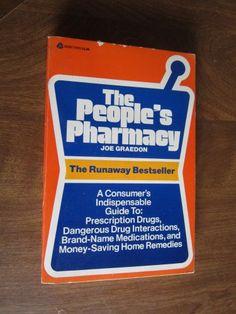 $2.99 The Peoples Pharmacy by Joe Graedon (1976)