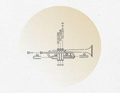 """Check out new work on my @Behance portfolio: """"Music instruments Line Illlustration"""" http://be.net/gallery/53816031/Music-instruments-Line-Illlustration"""