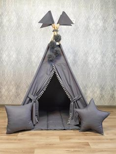 Lets start preparing for winterGrab this Grey Teepee set from us . Originally Sourced from . Kids Wigwam, Kids Tents, Teepee Kids, Teepees, Baby Teepee, Teepee Play Tent, Childrens Teepee, Girls Bedroom Furniture, Rooms Furniture