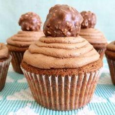 Cupcackes de Nutella | Inutilisimas