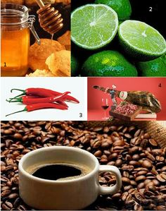 Dulce, salado, amargo, ácido o picante. ¿Con qué sabores relacionas estas imágenes?
