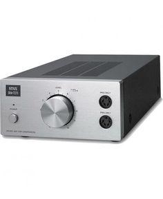 Stax  - SRM-727 II Silver - 2490 € TTC - Casque audio by ToneMove Headphone Amp, Headphones, Silver, Audio Headphones, Amp, Headpieces, Ear Phones, Money