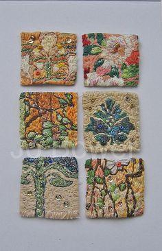 Jo Bower/erintrees - Textile plants 1