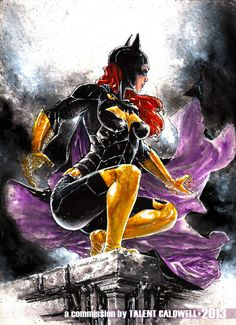 Batgirl by Talent