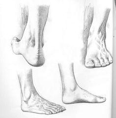 Feet Drawing, Human Drawing, Body Drawing, Life Drawing, Human Figure Sketches, Figure Sketching, Figure Drawing, Pencil Art Drawings, Art Sketches