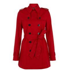 Sara Trench Coat - Hobbs London