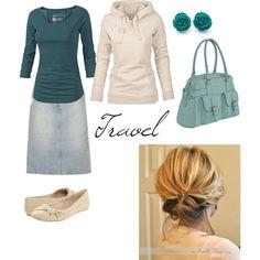 """Travel"" by createdfeminine on Polyvore"