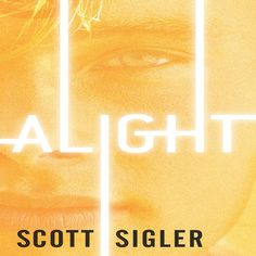 'Alight by Scott Sigler' M. Savage - or Em, as she is called - has made a bewildering and ominous discovery. She and the other young people she was chosen to lead awoke in strange coffins with no memory of their names or their pasts. They faced an empty, unknown place of twisting tunnels and human bones. With only one another to depend on, they searched for answers and found the truth about their terrifying fate.