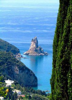 @lopez1853 Palaiokastritsa, Corfu island, Greece