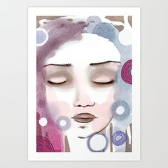 so sad Art Print Promoters - $18.00