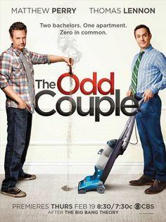 The Odd Couple On CBS - Cặp đôi rắc rối