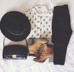 Freaking cute outfit.