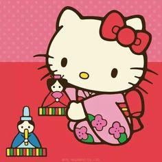Kimono Kitty.