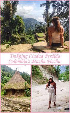Everything you need to know about the Lost City Trek Colombia. Discover the cost, the tour companies and what actually happens on the Ciudad Perdida tour. Santa Marta, Machu Picchu, South America Travel, North America, Places Around The World, Around The Worlds, Visit Santa, Colombia Travel, Lost City