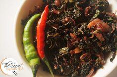 CholaiKaSaag_Sauteed Amaranthus   Amaranth Leaves in Spices