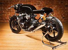 Café racer black!