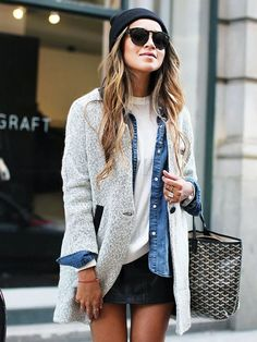 # Super Outfit # T-Shirt - Herbst Kleidung Mode Outfits, Fall Outfits, Casual Outfits, Flannel Outfits, Flannel Shirts, Denim Shirts, Jean Shirts, Denim Jeans, Skinny Jeans