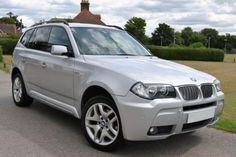 2007 BMW X3 Estate 3.0d M SPORT