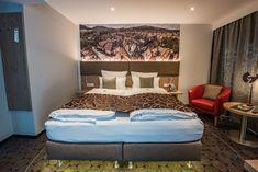 Unser Doppelzimmer Komfprt Plus ist perfekt für eure Auszeit zu zweit...