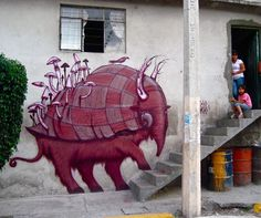 Artelexia: Mexican Street Art