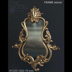 3 D, 3d Printing, Interior Design, Mirror, Architecture, Diy Ideas, Model, Frames, Home Decor
