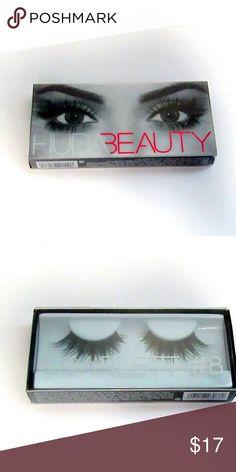 56f532d861f NEW Huda Beauty CLASSIC LASH – SCARLETT #8 brand new NEW Huda Beauty  CLASSIC LASH – SCARLETT #8 Makeup False Eyelashes