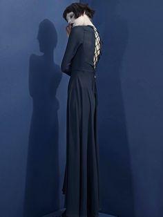 「Alberica Giulia Giorgi 2014 AW」Photographed by Mote Sinabel Aoki / Styling by Alberica Giulia Giorgi / Hair by TESTU@Sekikawa office / Makeup by KEN@3rd / Model by Joanna@Image  / Production by Taka Arakawa@Babylon