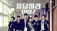 "KDrama - ""Answer Me 1997"" or ""Reply 1997"" - It's official: the 90's are back! The warm glow of nostalgia lights up this delightful high school drama following a group of friends through those halcyon days of — you guessed it — the last glorious decade of the 20th century. This sweet drama is sure to please anyone who has fond memories of innocent kpop, Guess t-shirts and Super Nintendo.   Watch on DRAMAFEVER.COM or VIKI.COM"