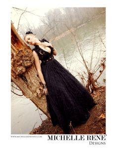 Fashion shoot with designer Michelle Rene-Photographer Seraphine