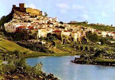 Village of Mertola. Alentejo