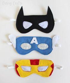 Sleep Masks and More Homemade Father's Day Gift Ideas Superhero Sleep Masks Tutorial - Fun gift for Father's Day!Superhero Sleep Masks Tutorial - Fun gift for Father's Day! Homemade Fathers Day Gifts, Diy Father's Day Gifts, Father's Day Diy, Craft Gifts, Fathers Gifts, Sewing For Kids, Diy For Kids, Gifts For Kids, Diy Sheep Costume