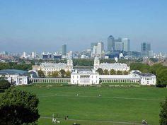 Greenwich, Greenwich Park and Blackheath
