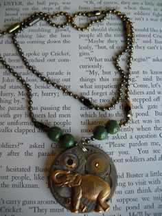 #steampunk #jewelry