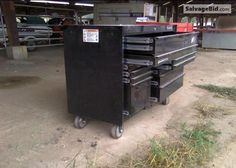2013 SNAP-ON TOOL BOX. Buy a tool box for Travis