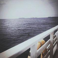 #Yesung Instagram Update:  Sea  #Laut #Nclover #Indonesia