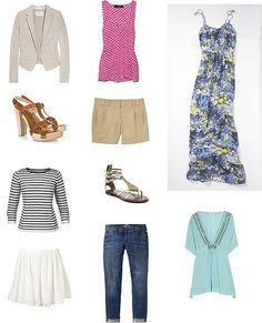 Summer Wardrobe Essentials