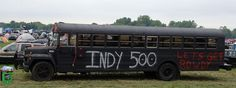 2013 Indianapolis 500 | Indianapolis 500 Inspired T-Bucket Hot Rods: Chauvin Emmons' Legacy ...