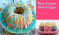 Rice Krispy treat, great recipe for any occasion