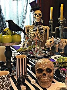 Photo Credit: Angelique Jones | Grandin Road Spooky Décor Challenge 2016