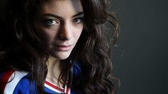 NZ singer musician, Lorde at age 15