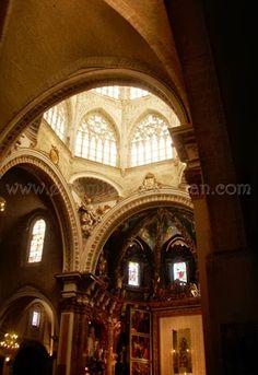 #Catedral de #Valencia el #Cid histórico
